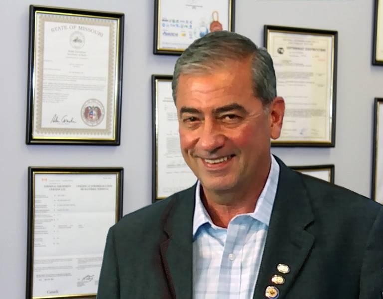 روبرت Rebori ، Scinenco / FAST الرئيس