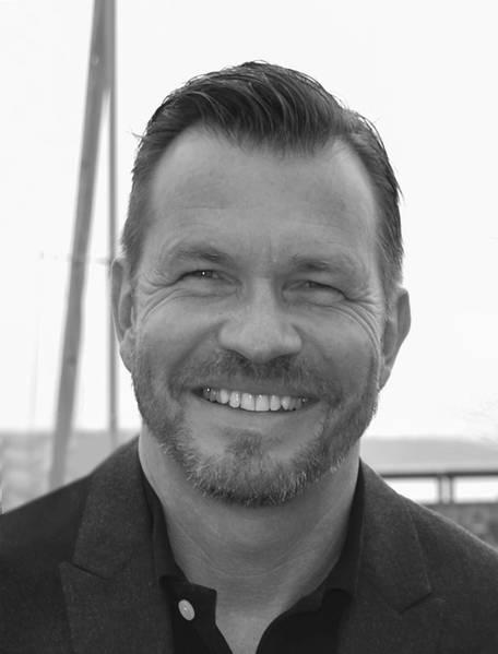 فريدريك جوهانسون ، MA ، شريك ، مدير المشروع التنفيذي ، Tillberg Design of Sweden