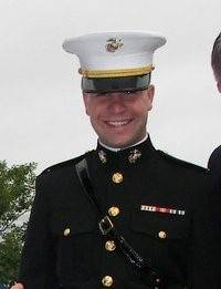 وليام دونيلي ، فئة USMMA لعام 2008 (صورة: ماراد)