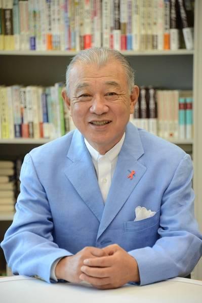 يوهي ساساكاوا ، رئيس مجلس إدارة مؤسسة نيبون. حقوق النشر: مؤسسة نيبون