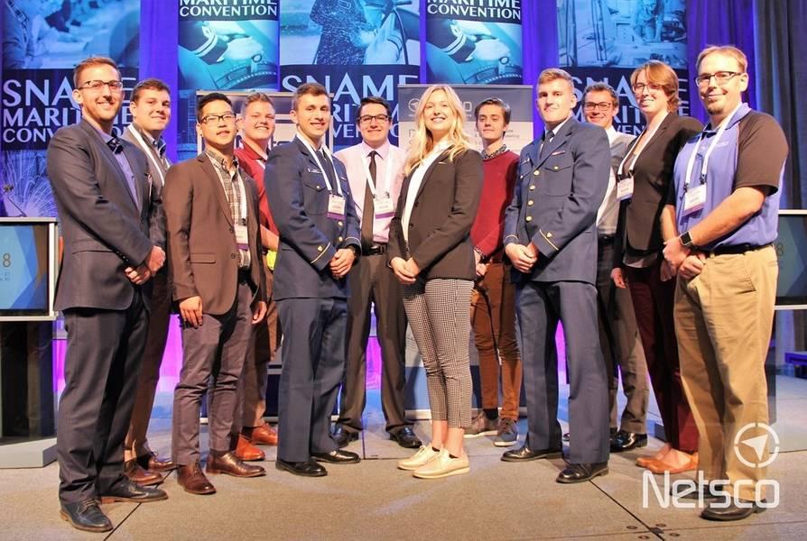 टीम 9 - ब्लैक फ्राइडे ने पहला स्थान लिया। फोटो: नेटस्को।