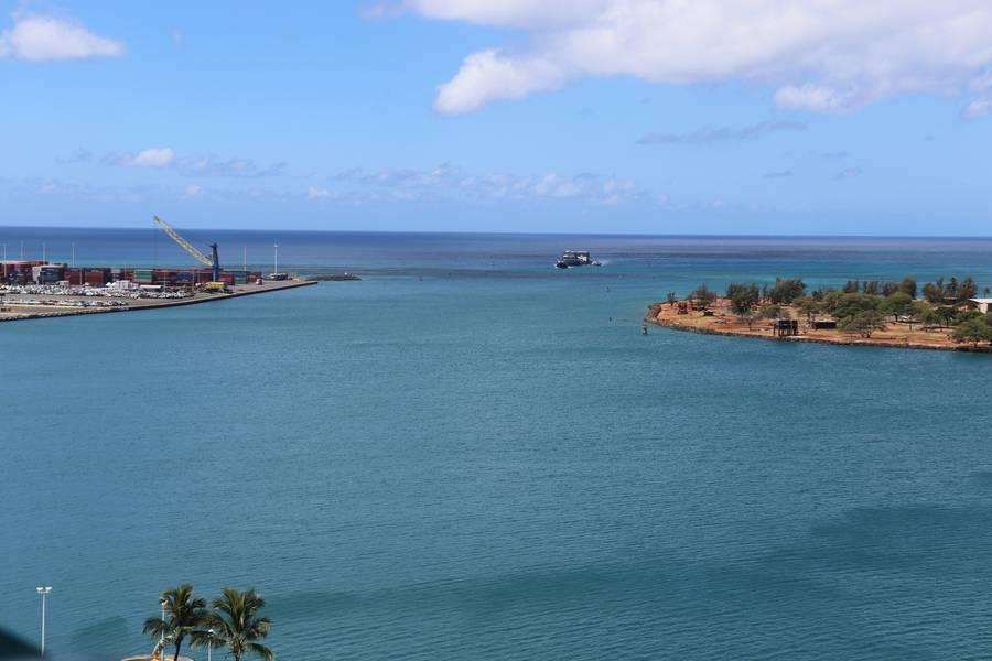 哈雷瓦小船港