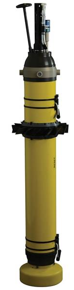 図6:Teledyne Webb ResearchのEM-APEXフロート。クレジット:Teledyne Marine