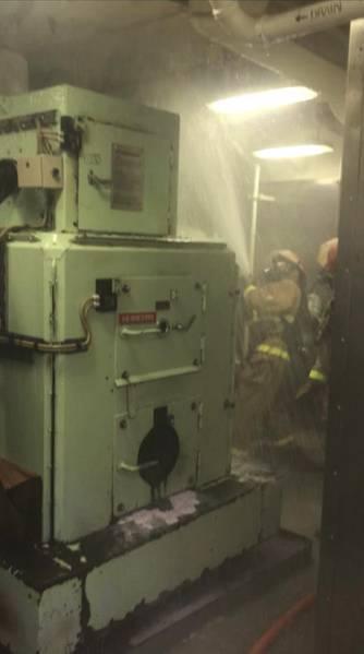 图片由美国海岸警卫队提供。