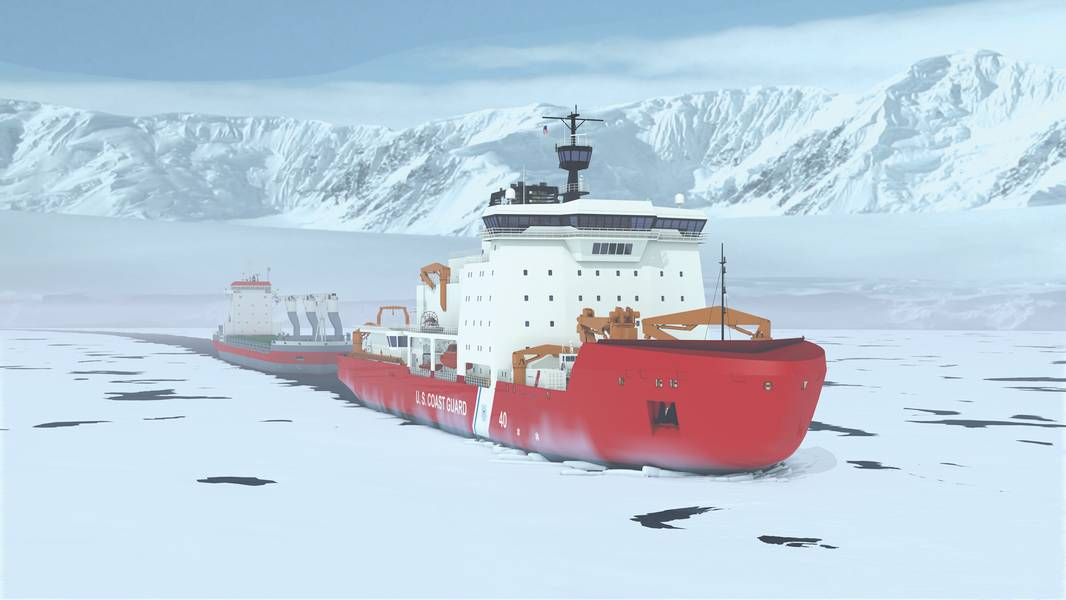 画像:Fincantieri Marine Group