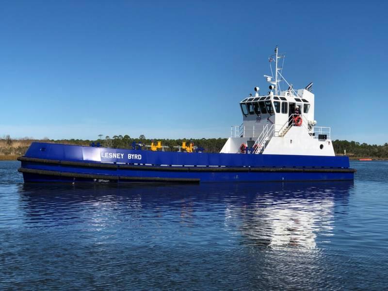 (写真:Horizon Shipbuilding)