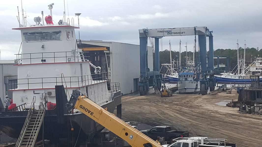 (الصورة: هورايزون لبناء السفن)