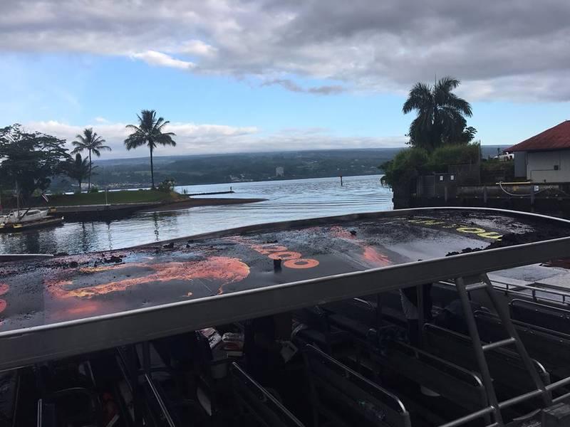 (Foto: Departamento de Terras e Recursos Naturais do Havaí)