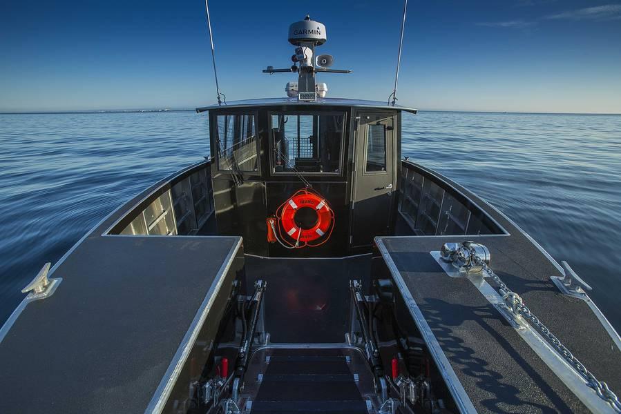 (Foto: Marinha de Armstrong)