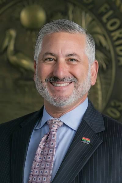 Alcalde de San Petersburgo Rick Kriseman