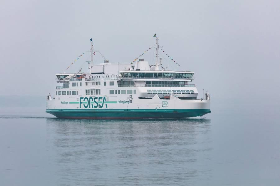 Aurora Fähre (CREDIT Forsea)