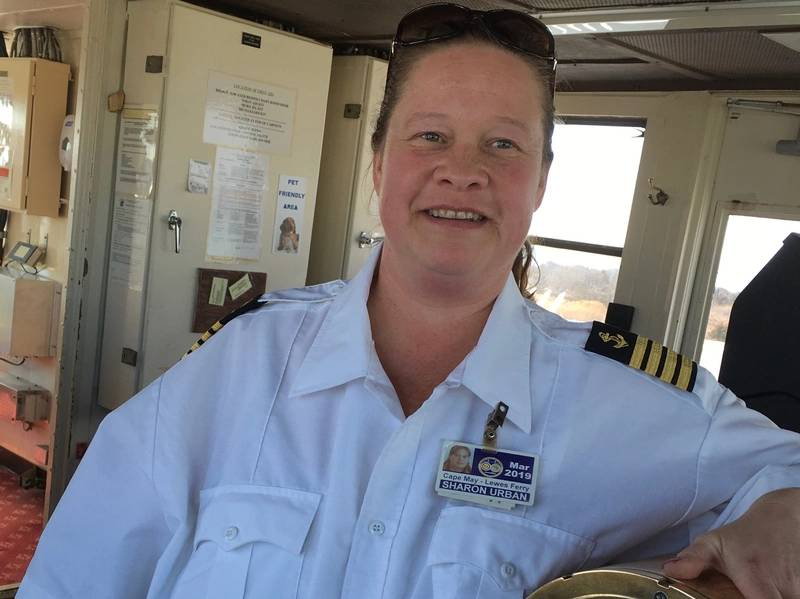 Captain Sharon Urban