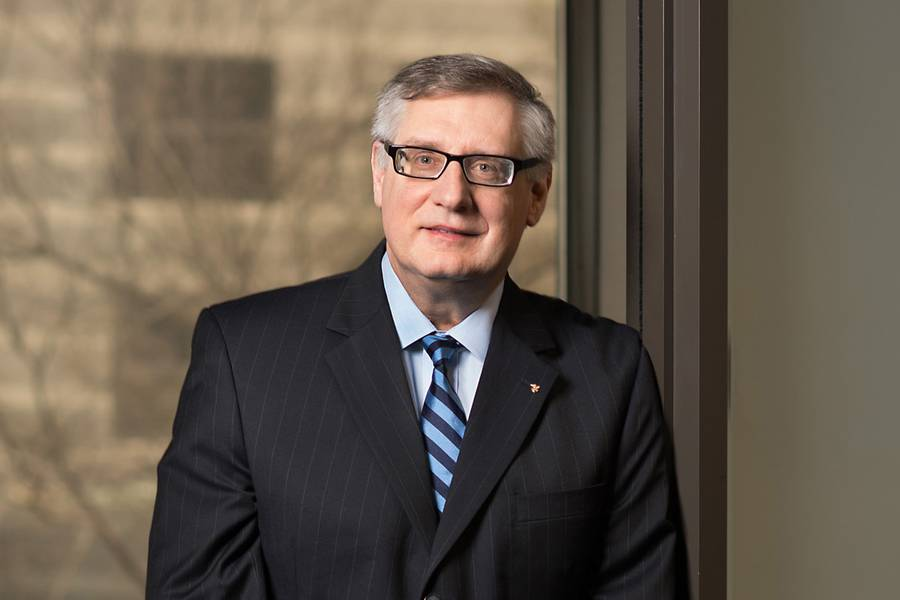 Christopher J. Wiernicki, Πρόεδρος, Πρόεδρος και Διευθύνων Σύμβουλος, ABS. (Φωτογραφία: ABS)