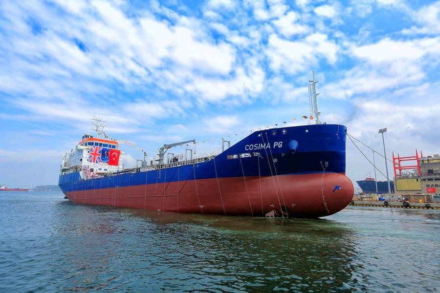 Cosima PG wurde am 12. Juni 2019 auf den Markt gebracht und wird für einen europäischen Kunden gebaut. Die Auslieferung erfolgt im November 2019. Foto: RMK Marine