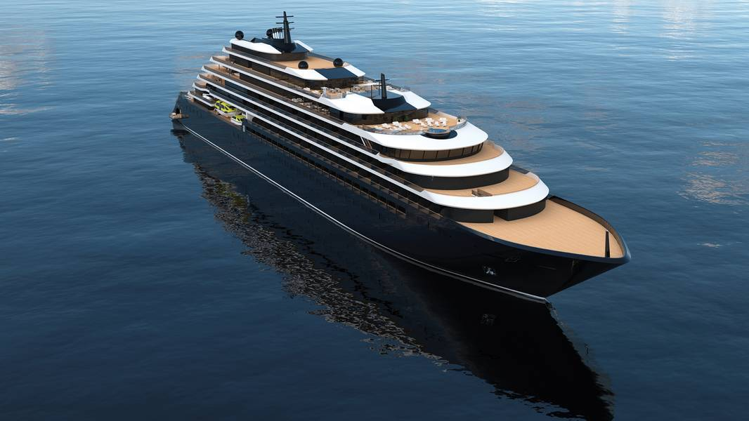 Crédito da foto: The Ritz Carlton Yacht Collection