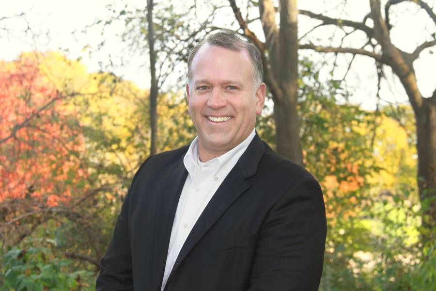 Darren Nichols, Director Ejecutivo de la Comisión de los Grandes Lagos