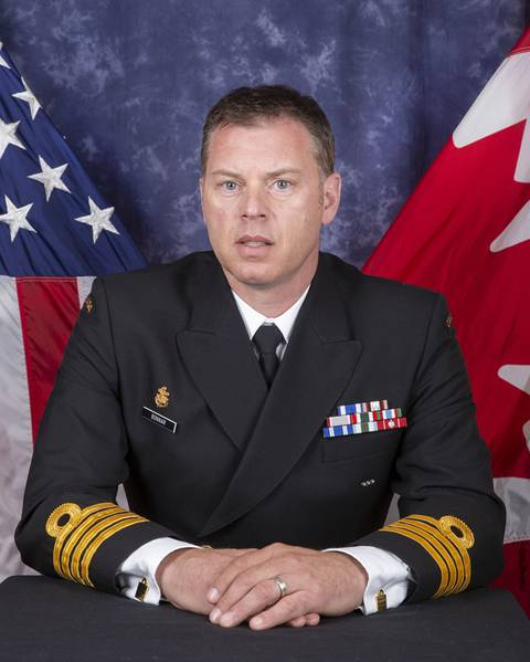 Der Autor: Kapitän Todd Bonnar, MSC, CD aus Kanada, leitet das Warfare Analysis Team bei Combined Joint Operations des Sea Center of Excellence in Norfolk, VA. Er hat einen Abschluss als Bachelor of Social Sciences von der University of Ottawa und einen Master of Defense Studies vom Royal Military College of Canada.