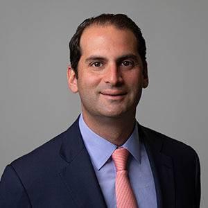 Eric Fabrikant, diretor de operações da SEACOR Holdings Inc. (CREDIT Seacor Holdings)