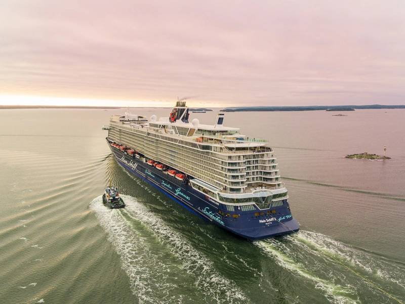 Foto: Meyer Turku / TUI Cruises