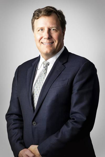 Grzebinski, Πρόεδρος και Διευθύνων Σύμβουλος του Kirby (Image Credit: Kirby)