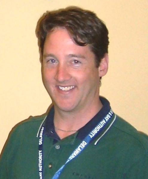 Heath Gehrke, Einsatzleiter der Cape May-Lewes-Fähre