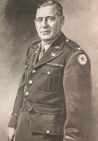 """Henry Crown """"The Colonel"""" Der Name des neuen Schleppers ist """"The Colonel"""", benannt nach Henry Crown, dem Gründer unserer neuen Eigentümergruppe. """"Der Oberst"""" war sein Spitzname. Foto: STC"""