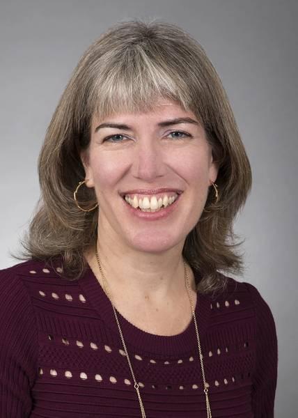 Jennifer Carpenter, EVP da AWO e Chief Operating Officer.