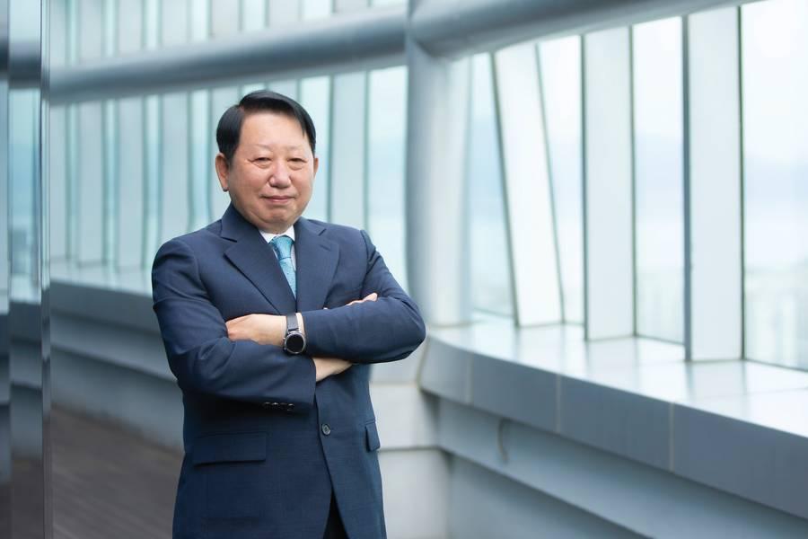 Jeong-kie Lee, Chairman und CEO, koreanisches Register