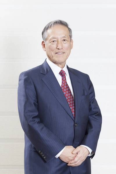 Koichi Fujiwara, presidente, ClassNK