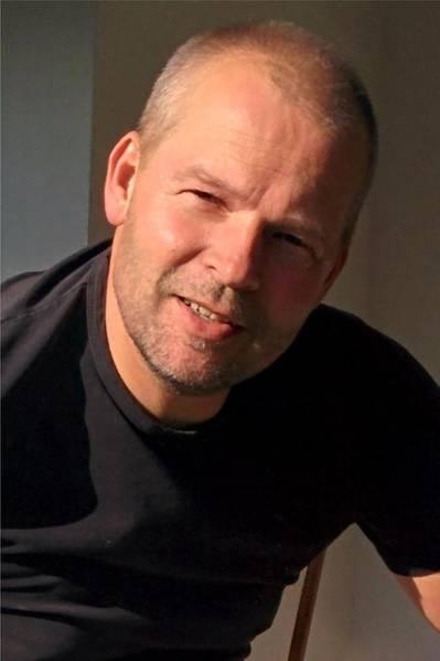 Maarten van Donselaar, CEO von Cruden