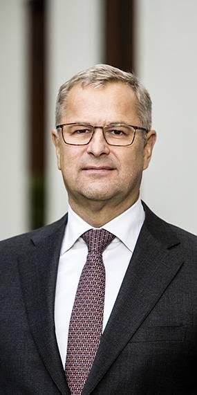 Maersk Chief Executive Soren Skou (KREDIT: Maersk)