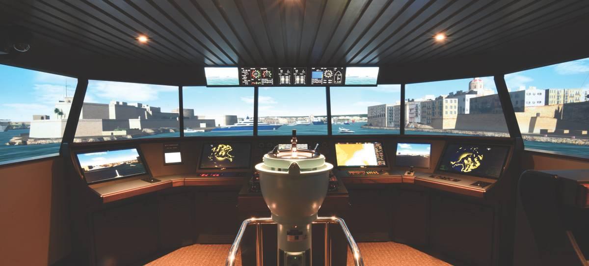 Maritime Professional Training (MPT) hat gerade ein 6 Millionen Dollar teures Renovierungs- und Erweiterungsprojekt mit neuer Technologie, Upgrades in der Simulation, einer neuen Rettungsboot-Übungsanlage am Wasser und einem kürzlich erweiterten Hauptcampus abgeschlossen. (Foto: MPT)