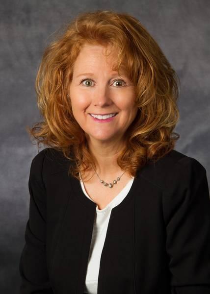 Mary Lamie, diretora executiva da St. Louis Regional Freightway