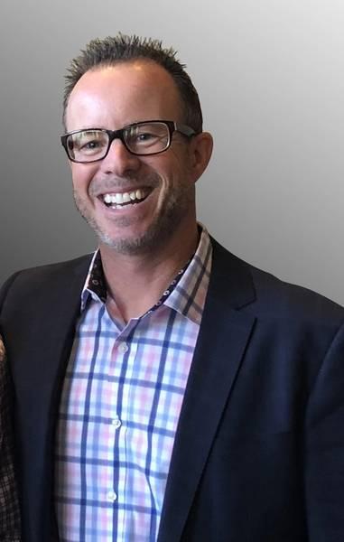 Matt George, vice-presidente de vendas marítimas globais para inovações de rede