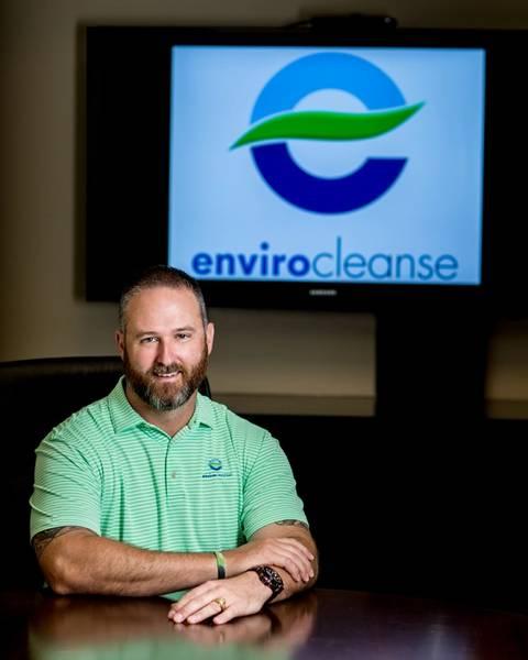 Matt Hughes, vicepresidente ejecutivo de ventas y marketing, Envirocleanse