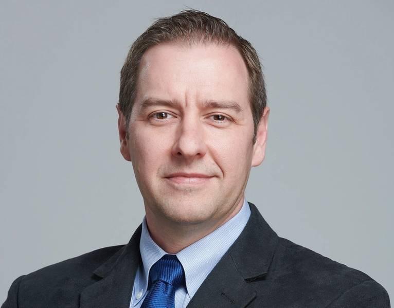 Michael G. Johnson, CEO e Presidente da Sea Machines