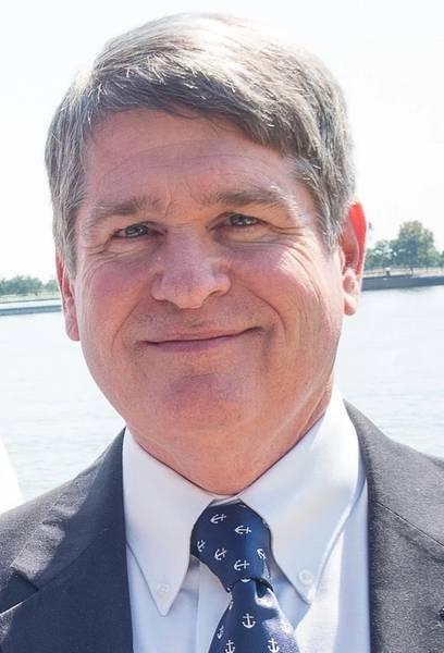 Mike Vitt, vice-presidente e diretor jurídico da Bisso