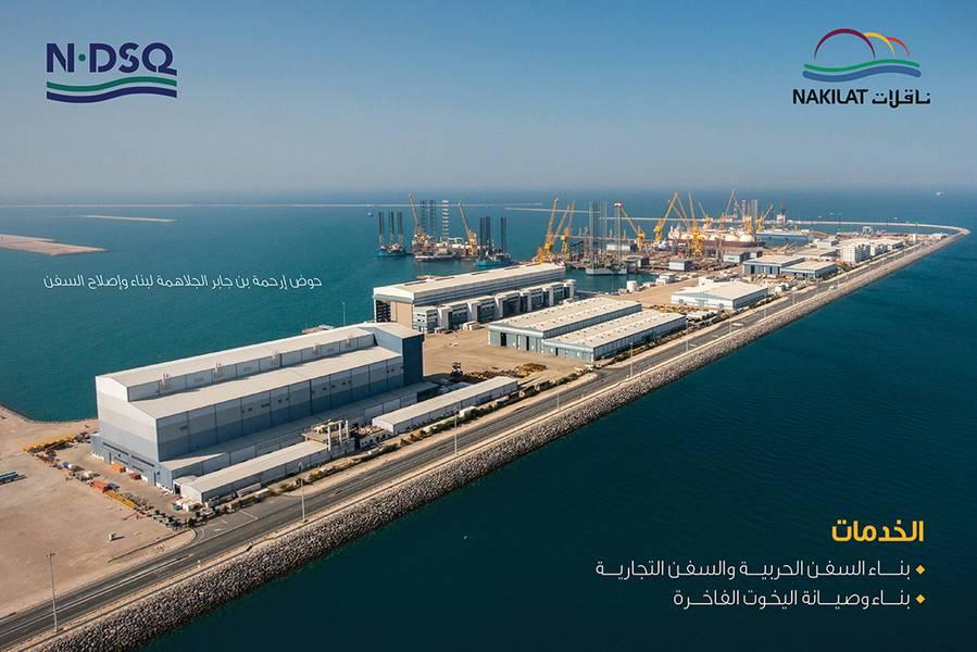 Nakilat Damen Shipyards Qatar (NDSQ)