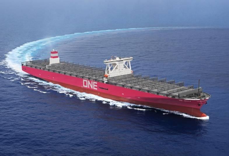 ONE Aquila κατά τη διάρκεια θαλάσσιων δοκιμών (Φωτογραφία: ONE)