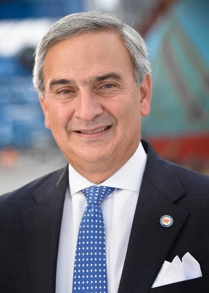Presidente e CEO da South Carolina Ports Authority, Jim Newsome