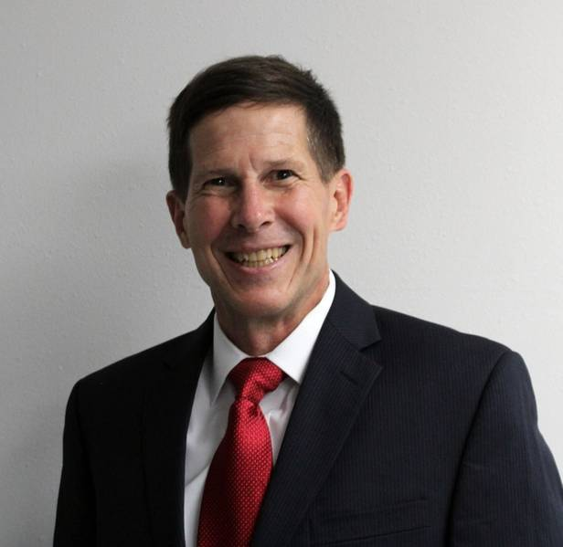 Ronald Baczkowski, Presidente e CEO da VT Halter Marine
