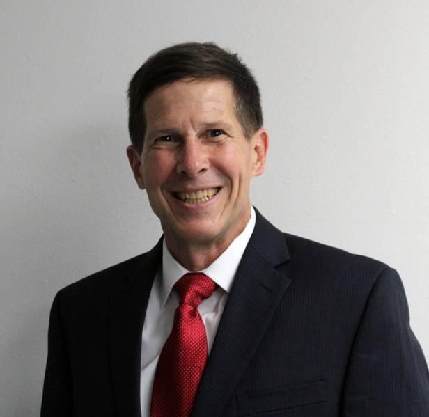 Ronald Baczkowski, presidente y director general de VT Halter Marine