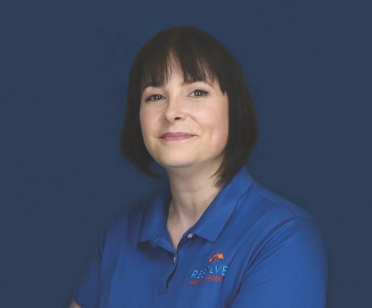 Rosemary G. Mackay, Coordinadora de Modelos e Investigación, Resolve Maritime Academy, Inc. (Foto: Resolve Trainng Academy)