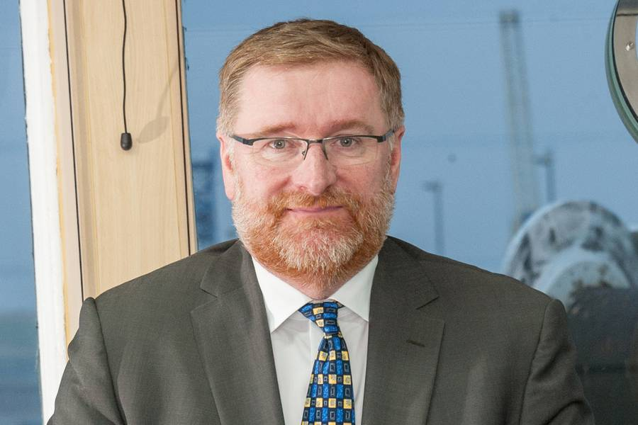 Sentinel Marine CEO Rory Deans (Foto: Sentinel Marine)