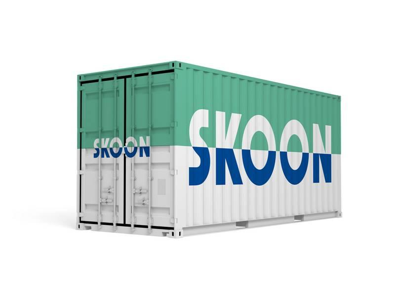 Skoonbox(图片来源:Damen)