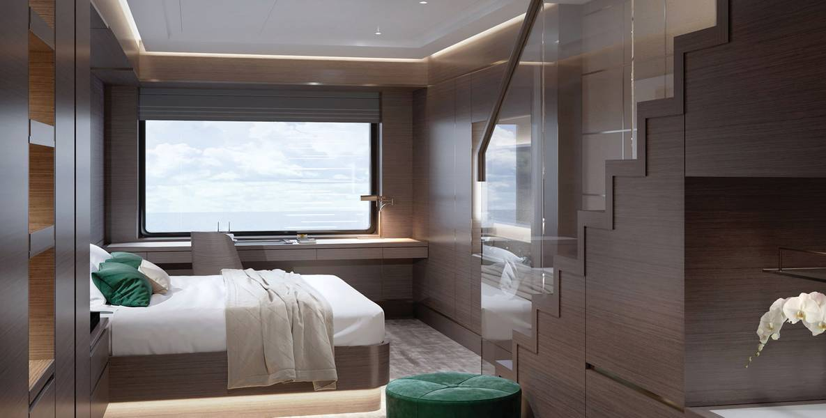 A Suite Loft. Crédito da foto: The Ritz Carlton Yacht Collection