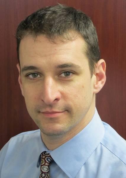 Thordon美洲区域经理Scott Groves