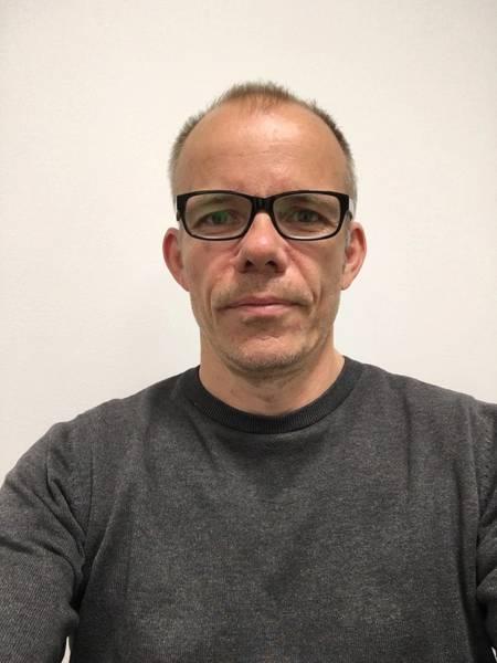 Tor Skogan: Tor Skogan, Vizepräsident von LNG bei Moss Maritime. Bildnachweis: Tor Skogan.
