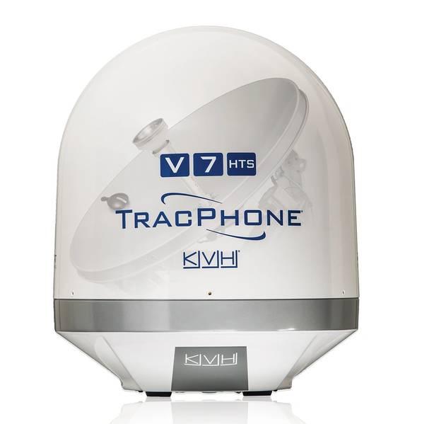 TracPhone V7-HTS (Imagem: KVH)