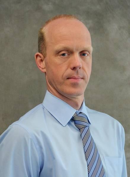 Vice-Presidente de Tecnologia da ABS, Gareth Burton